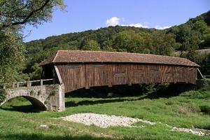 Gedeckte Brücken