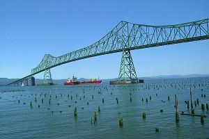 Ausleger-Fachwerkbrücken