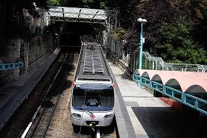 Rack railway lines