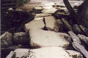 Ponts en dalle de pierre