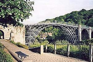 Iron bridges