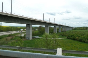 Geratalbrücke Ichtershausen