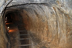 Unlined tunnels
