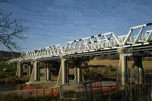 Allan truss bridges