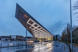 New Trade Fair South, Dusseldorf