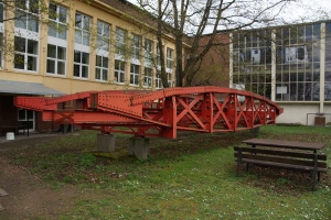 Pauli truss bridges