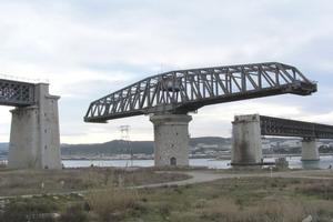 Drehbrücken