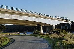 Pont sur le Scorff