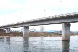 Aiguilly-Brücke