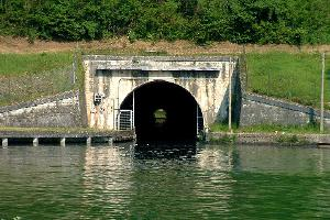 Tunnels-canal