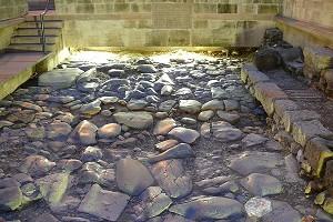 Antike Strassen