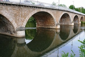 Vaulted arch bridges
