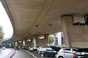 T-section girder bridges