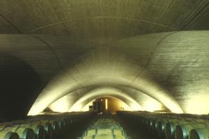 Unterirdische Gewölbe