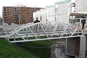 Ponts en aluminium