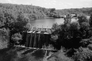 Barrages en bois