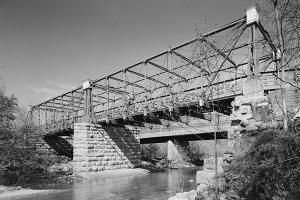 Ponts en poutre en treillis de type Bollmann