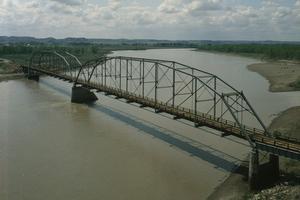 Ponts en poutre en treillis type Pennsylvania (Petit)