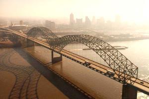 Fachwerkbogenbrücken