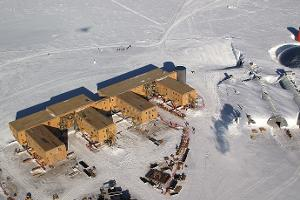 Polar research facilities