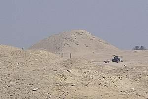 Burial pyramids