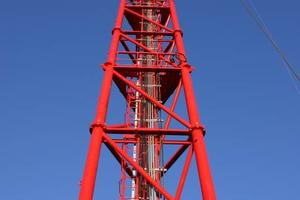 Steel towers and masts