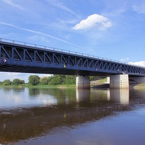Magdeburg Canal Bridge