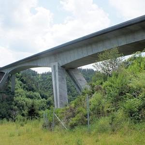 Pont sur la Truyère à Garabit