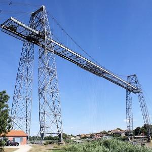 Pont transbordeur de Rochefort-Martrou