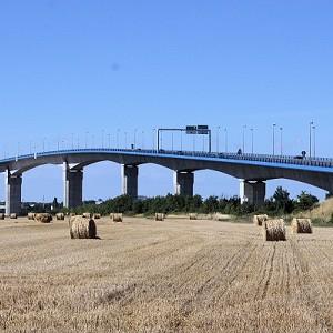 Pont de Rochefort sur la Charente
