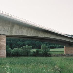 Mainbrücke Bettingen