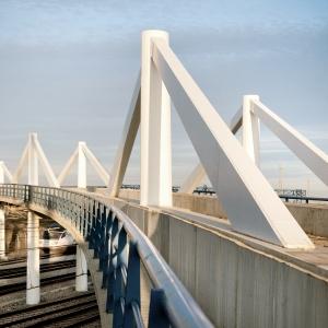 Zaragoza-Delicias Flyover Bridge