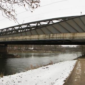 Eisenbahnbrücke Ingolstadt
