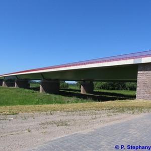 Vockerode Motorway Bridge