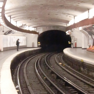 Paris Métro Line 2