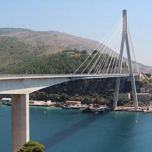 Franjo Tudjman Bridge