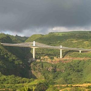 Viaduc de la ravine des Trois-Bassins