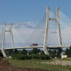Tarascon-Beaucaire-Brücke