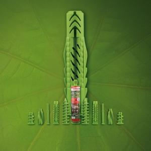 Das erste bio-basierte Befestigungssortiment weltweit
