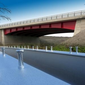 Straßenbrücken jetzt feuerverzinkbar