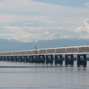 Bearings for Bogibeel Bridge in India