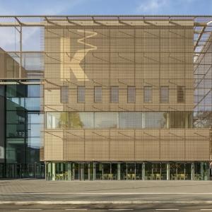 Neue Kunsthalle Mannheim – Transparenz in besonderer Form
