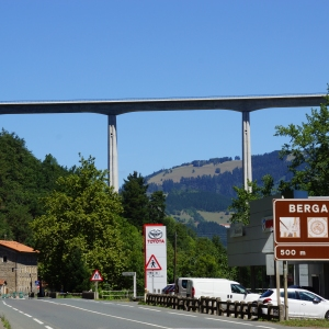 Deba River Viaduct (Basque Y)