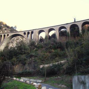 Nice / Ventimiglia - Cuneo Railroad Line (via Breil-sur-Roya)