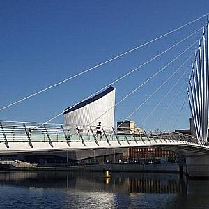 MediaCity Footbridge