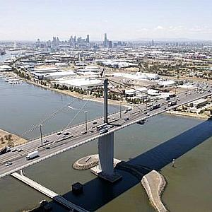 West Gate Bridge Upgrade