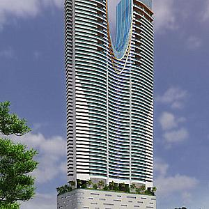 Doka has won another landmark, the super-high-rise Lokhandwala Minerva building in Mumbai.