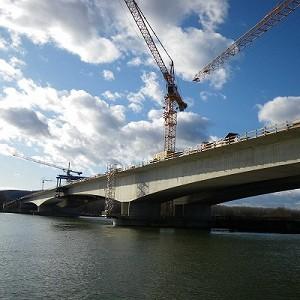 Donaubrücke Traismauer