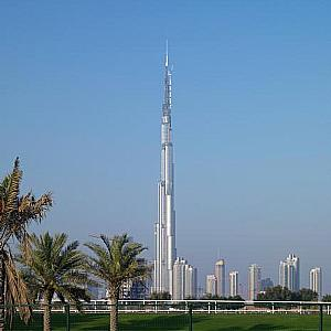 German companies supply stainless steel for Burj Tower façade in Dubai