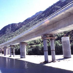 Pont de l'île Falcon